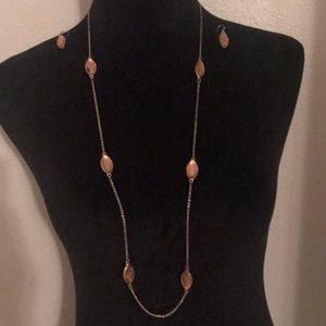 Jewelry - Fashion jewelry necklace set